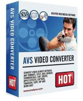 AVS Video Converter v8.1.1.509 RePack by MKN