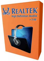 Realtek High Definition Audio Driver R2.66 RePack