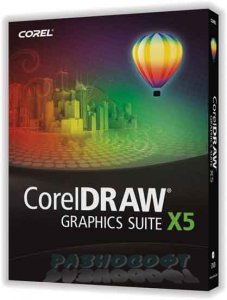 Corel Draw X5 SP3 15.2.0.695 Rus Retail by Krokoz