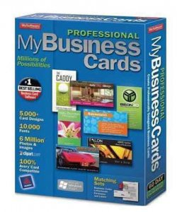 MojoSoft BusinessCards MX v.4.62 (x32/x64/ ML/Rus) - Тихая установка
