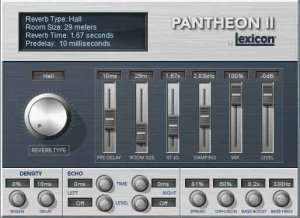 Lexicon Pantheon II VST v2.0