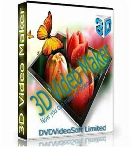 Free 3D Video Maker 1.1.3.1117 Portable