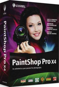 Corel PaintShop Pro X4 14.0.0.345 Retail Multilingual