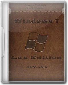 Windows 7 SP1 Lux Edition x86/x64 By Bucefal82 (2011/RUS)