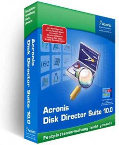 Acronis. Disk. Director. Suite. v10.0.2161. Rus