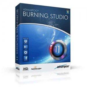 Ashampoo Burning Studio 11.0.4 ML/RUS