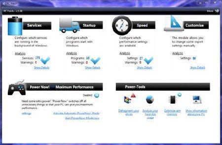 Abelssoft PC Fresh v2012.21 Portable