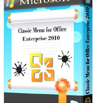 Classic Menu for Office 2010 5.00 | 2007 7.00