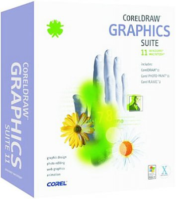 CorelDRAW Graphics Suite 11 Russian 11.633