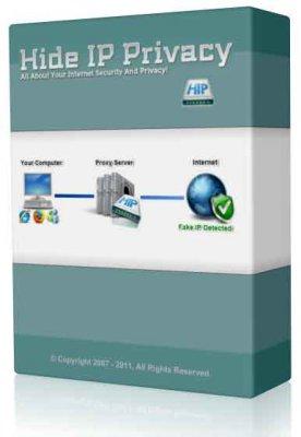 Hide IP Privacy 2.5.8.2 + Rus / Безопасный серфинг