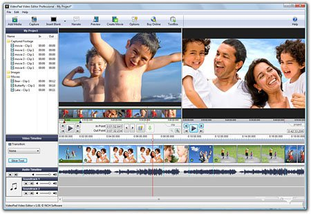 videopad video editor 2.12