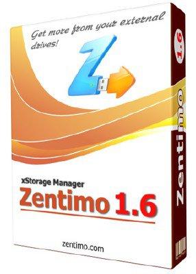 Zentimo xStorage Manager v 1.6.2.1217 Rus