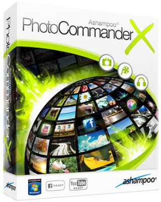 Ashampoo Photo Commander 10.0.1 (2012)