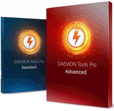 DAEMON Tools Pro Advanced v5.0.0316.0317 Final + RePack (2012)