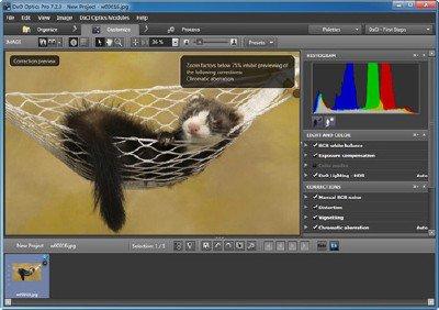 DxO Optics Pro v.7.2.3 Rev 29168 Build 227 Elite Edit
