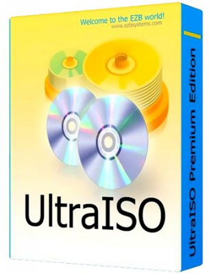 UltraISO Premium Edition v9.5.3.2855 Portable / RePack (2012)