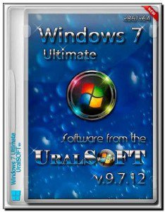 Windows 7 x86 Ultimate UralSOFT v.9.7.12 (2012/RUS)