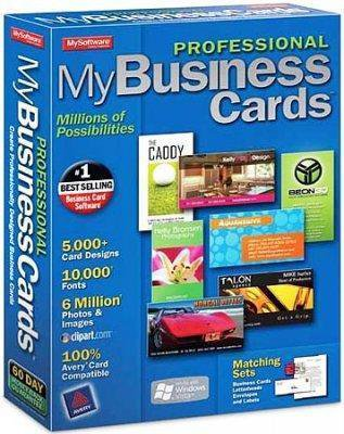 Mojosoft BusinessCards MX 4.72