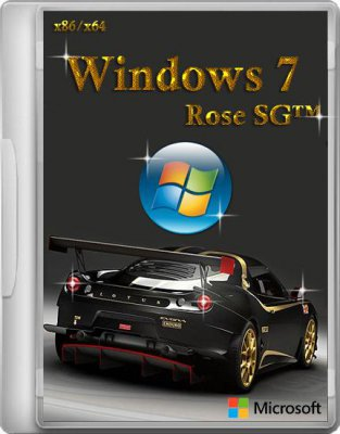Windows 7 Rose SG™ 2012.10 (x86/x64/RUS/2012)