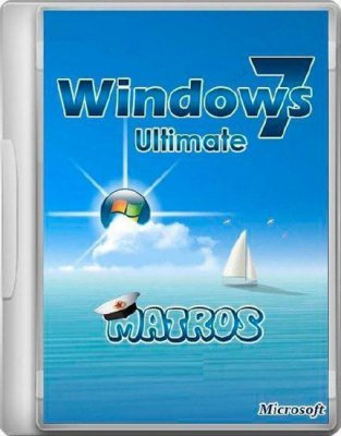 Windows 7 Ultimate Matros v.07 (х86/х64/RUS/2012)
