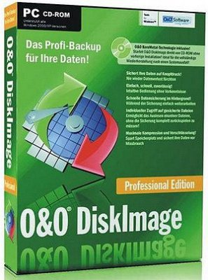 O&O DiskImage Professional 7.0 build 66 (x86x64) + BootCD
