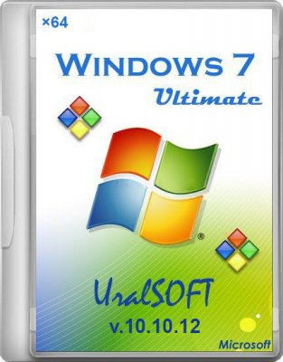 Windows 7 Ultimate UralSOFT 10.10.12 (x64/RUS/2012)