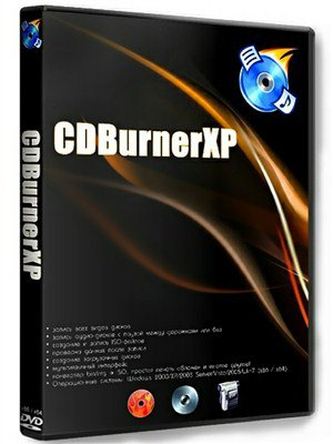 CDBurnerXP 4.5.0.3552 Beta Portable