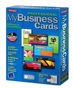 BusinessCards MX v4.74 Final + шаблоны 1164 штуки (Ноябрь 2012)