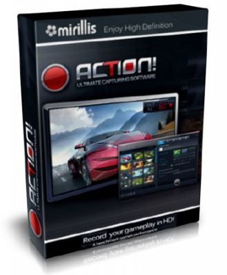 Mirillis Action! 1.12.1