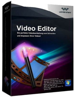 Wondershare Video Editor v3.1.1 Final (2012)