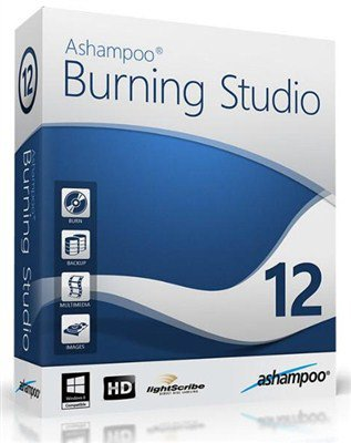 Ashampoo Burning Studio 12.0.5.0 Final