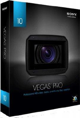 Portable Sony Vegas Pro 10.0e Build 737