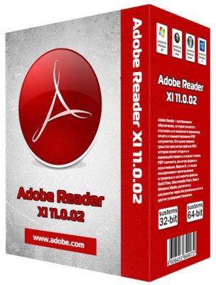 Adobe Reader XI 11.0.02