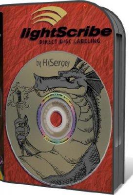 LightScribe Template Labeler v1.10.23.1