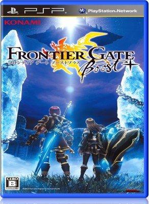Frontier Gate Boost  (2013) (JPN) (PSP)