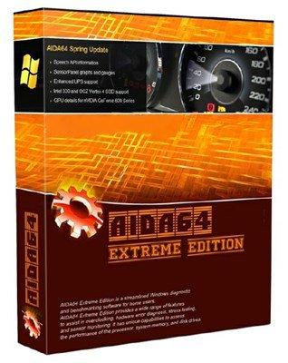 AIDA64 Extreme Edition 2.85.2419 Beta
