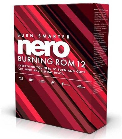 Nero Burning ROM 12.5.01100 ML/Rus