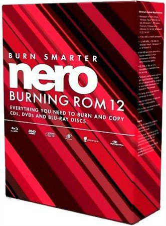 Nero Burning ROM 12.5.01100 Portable