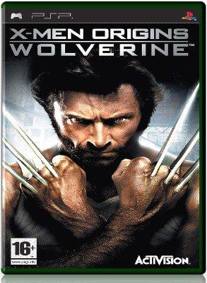 X-Men Origins: Wolverine (2009) (ENG) (PSP)
