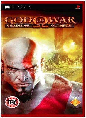 God of War Chains of Olympus (2008) (RUS) (PSP)