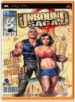 Unbound Saga (2009) (ENG) (PSP)