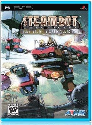 Steambot Chronicles Battle Tournament (2009) (ENG) (PSP)