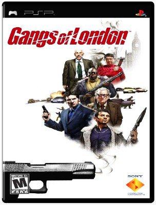 Gangs of London (2006) (ENG) (PSP)