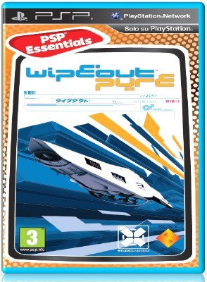 WipEout Pure  (2005) (ENG) (PSP)