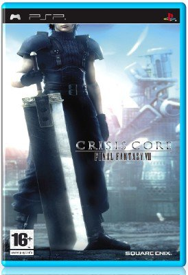 Crisis Core: Final Fantasy VII (2008) (RUS) (PSP)