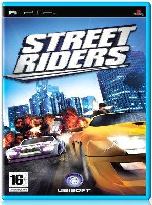 Street Riders (2006) (ENG) (PSP)