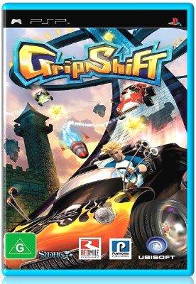 GripShift (2005) (ENG) (PSP)