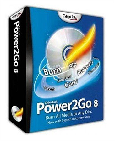 CyberLink Power2Go 8 Essential 8.0.0.2126b Portable