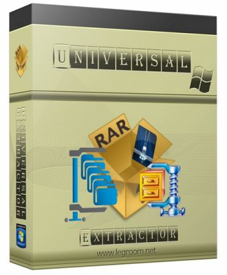Universal Extractor 1.6.1.68 ML/Rus