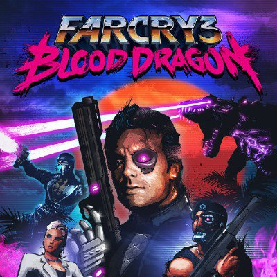 Far Cry 3: Blood Dragon + Soundtrac (2013/PC/Rus) | RELOADED